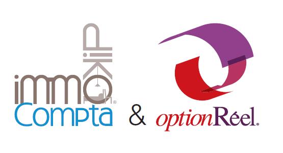 logos Option Réel et Immokip