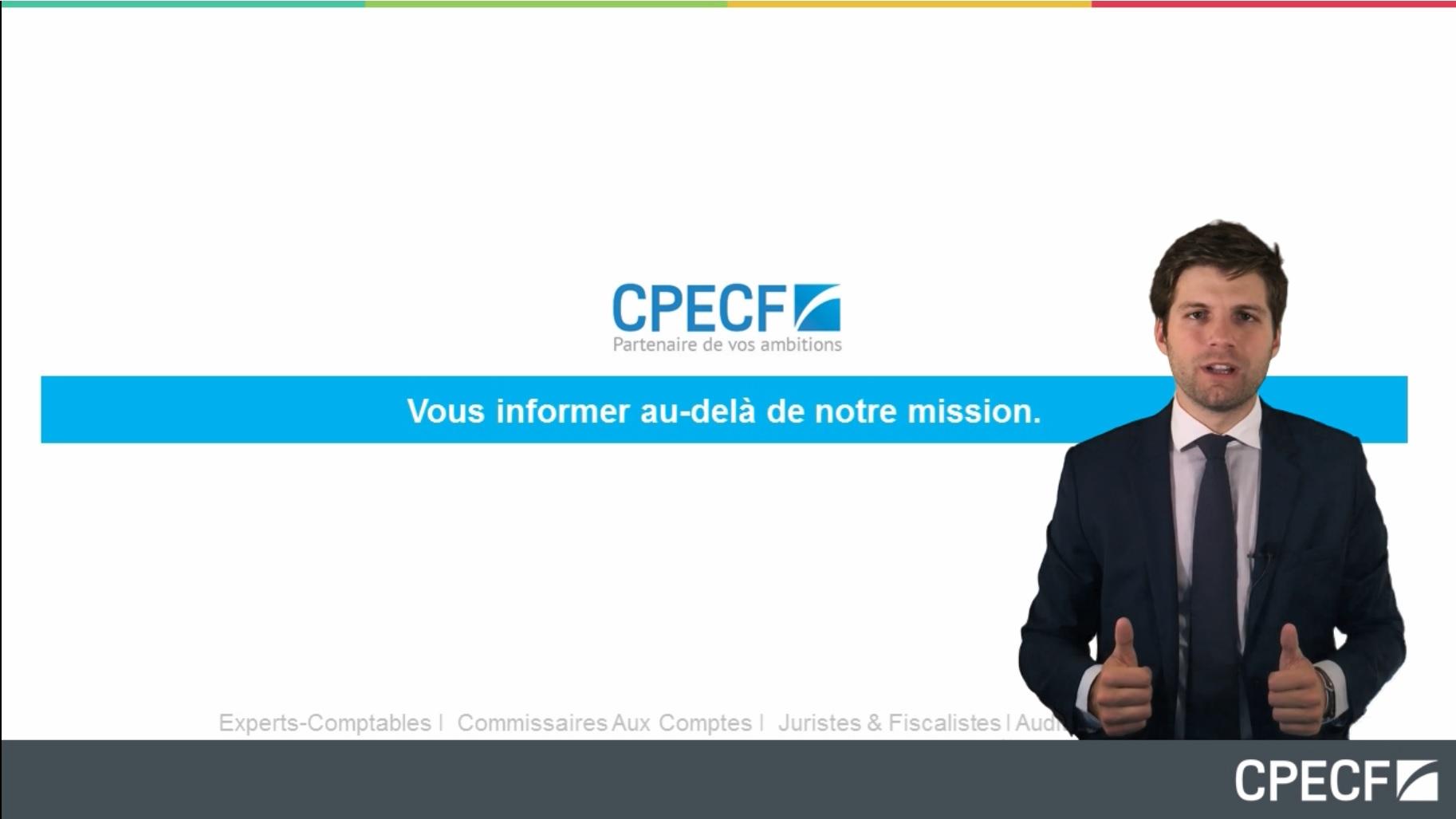 vidéo actu CPECF juin 2016