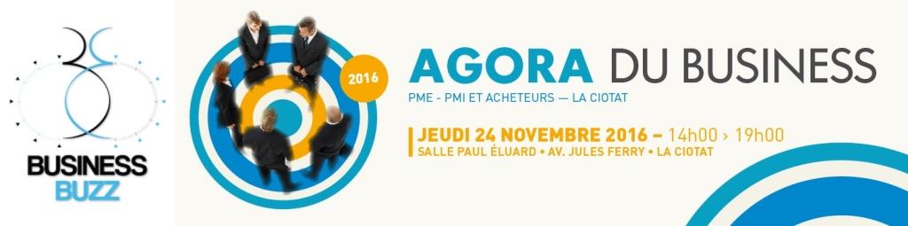 CPECF expertise comptable la ciotat participe à l'événement Agora du Business