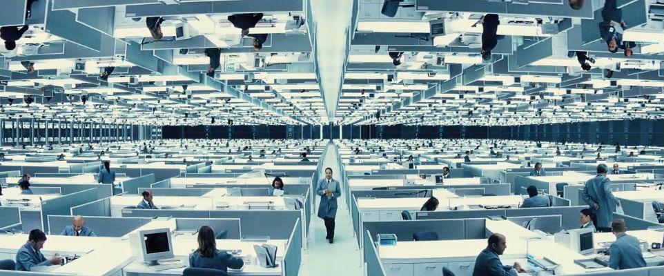 cubicle et salariés